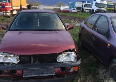 VW Golf – for parts