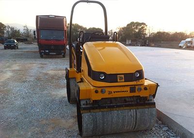Road roller JCB 260-120