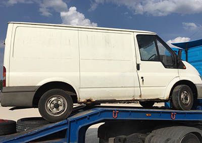 Ford Transit for parts