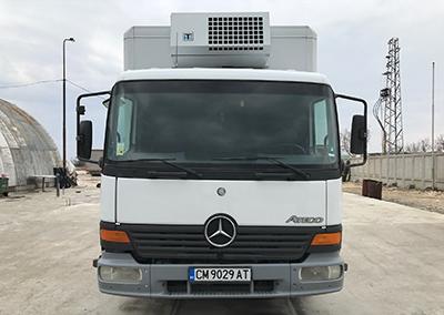 Mercedes-Benz Atego 818 L