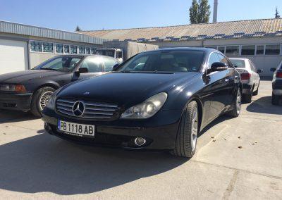 Mercedes-Benz CLS 320 (1)