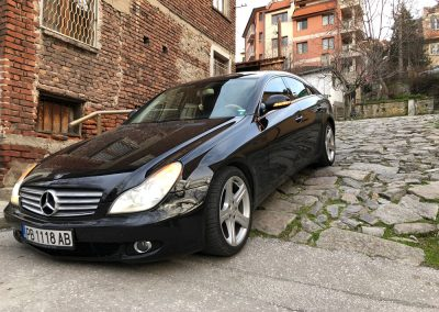 Mercedes-Benz CLS 320 (10)