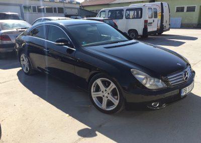 Mercedes-Benz CLS 320 (2)