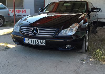 Mercedes-Benz CLS 320 (6)
