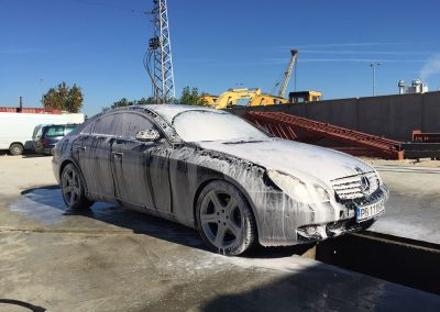 Mercedes-Benz CLS 320 (8)